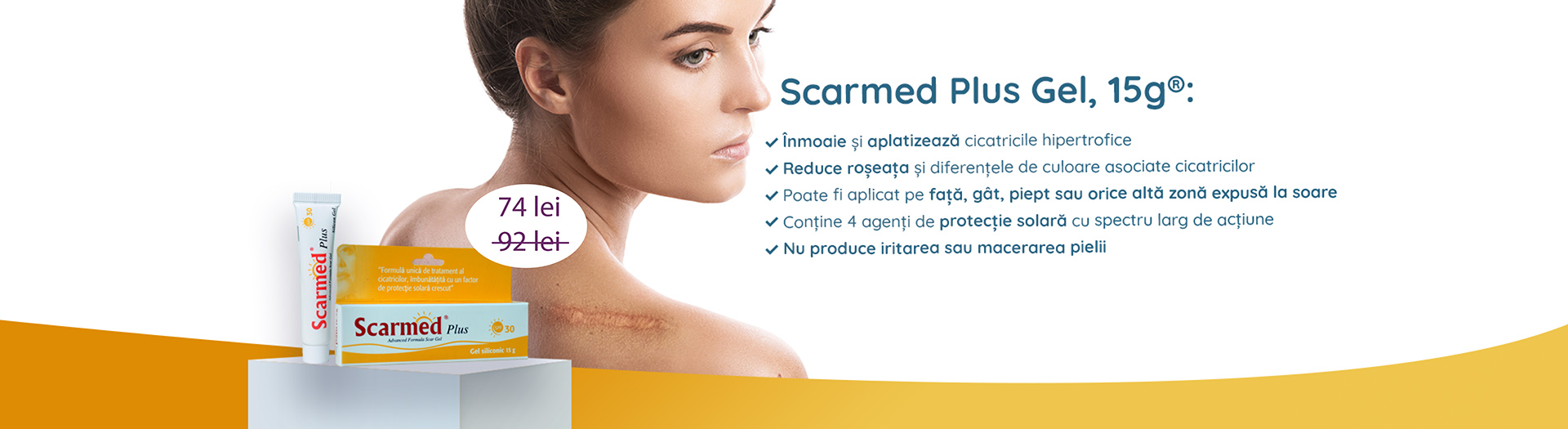 Promo Scarmed Plus Gel