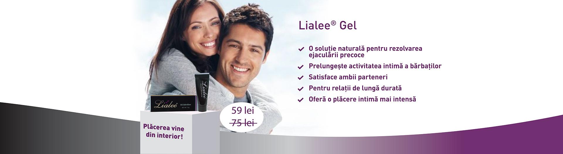 Promotie Lialee Gel